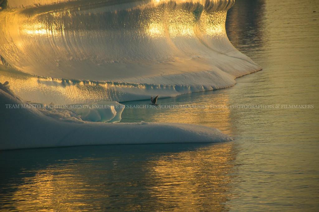 Iceberg TEAM MAPITO Greenland